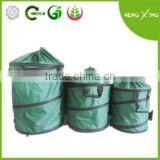2015 New design pop up heavy garden bag(3pcs a set)