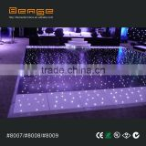 New stage lighting wedding light LED Star Dance Floor