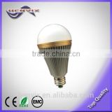 CRI>80 hot sell led house bulb, 5w e27 led bulb 220v