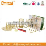 Iron wire mesh table stationery set organizer for home use