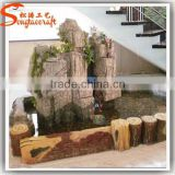 Made in factory wall fountains decorative landscape waterfalls and fountains outdoor used garden fountains