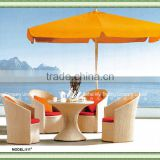 2014 popular rattan outdoor furniture hotel furniture garden furniture