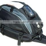 Nylon/PU phone GPS Tank Bag for motorcycle