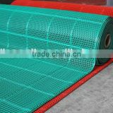 PVC mat waterproof hollow mats cut plastic mesh S-type bathroom carpet