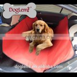 Trade Assurance Waterproof Dog Car Seat Hammock Covers Mat Fashion Pet Dog Car Seat Covers Protector