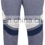 high quality fashion panelled sweatpants for men - cargo pants - custom terry fleece sweatpants