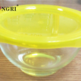 Glass Popular 5 Piece Salad Bowl Set