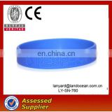 silicone bracelets for promotional gift