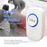 2019 Newest Hotsale 433mhz 1527 panic button elderly SOS safety button can work with alarm host