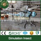 JLSI-0088 Simulation insect model of beautiful dragonfly