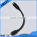 sensor connector cable,car rear view camera extension cable 0.2m                                                                         Quality Choice