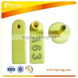 Uhf Rfid Animal Ear Tag Rfid Animal Ear Tag Tracking                                                                         Quality Choice