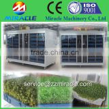 Automatic soybean/mung bean/pea bean/barley bean sprouting machine with week planting cycle