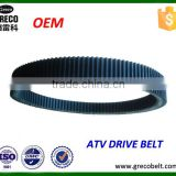 High quality kevlar aramid ATV drive v belt 0823-228 fit for Arctic Cat 366
