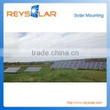 ground screw for solar mounting solar racking system open filed solar panel mounting system