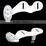 Bidet Hot/ Cold Water Spray Non-Electric Mechanical Bidet Toilet Seat Attachment