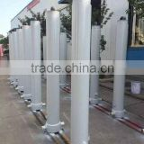 High quality long life 3 stage multistage hydraulic cylinder for truck/trailer