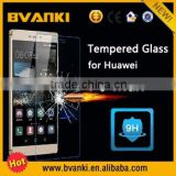 New Products Crystal clear anti blue light screen protector for Huawei P8 MAX tempered glass screen protector