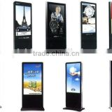 Custom design floor AD player with lcd ad player and floor standing lcd advertising player