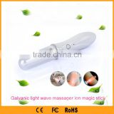 Plasma Vibration Massager Ion Magic Wand for Facial Pores Acne Freckles Face Yellowish Uneven Skin Tone
