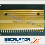 22T Escalator Right Comb plate L47312024A For Hyundai Escalator Parts