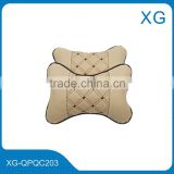 Cheap price auto car seat back support cushion/car lumbar cushion/car cervical vertebra cushion