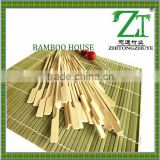 disposable party tableware bamboo skewer