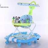 exercise walker/walker with seat and footrest/new model baby walker