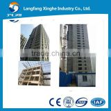 hot galvanized / aluminium alloy window cleaning platform / glass cleaning tools / building access