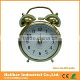 INquiry about round metal bell alarm clock for kids