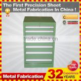Kindle 17-Drawers,4 Casters Stable Steel Garage Tool Cabinet waterproof storage cabinet