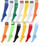 Cheap Wholesale Football Soccer Socks with Towel Material