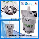 hot jelly liquid spout bag liquid packaging bags                                                                         Quality Choice