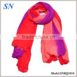 New design major style wholesale new twill silk scarf