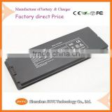 "100% Compatible 10.8V 60wh Battery For Apple MacBook 13"" A1185 A1181 MA561 laptop battery"