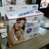 100pcs accept custom label breastmilk storage bags                                                                         Quality Choice