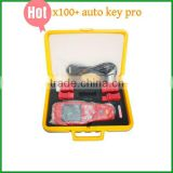 New Remote Controller Car key Programming X-100+ X100 plus V2.0 auto key programmer DHL Fast Free Shipping