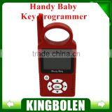 2016 New Arrival Handy Baby CBAY Hand-held Car Key Copy Auto Key Programmer for 4D/46/48 Chips CBAY Chip Programmer