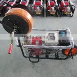 2015 New Model Hot Sale Agricultural Petrol Spray Machine Garden Water Sprayer With Wheels And Tank