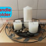 home decoration metal candle holder with tealight                                                                         Quality Choice