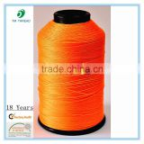 250D/3 100% nylon bonded thread for sewing                                                                         Quality Choice