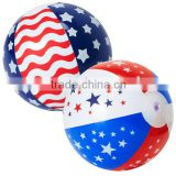 the Stars and the Stripes inflatable ball for punching /for beach /for water fun /for promotion gift
