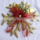 Christmas plastic snowflake,wall hanging decoration                                                                         Quality Choice