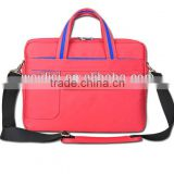 2013 hot selling ladies briefcase leather