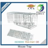 Alibaba suppliers Professional Cat Trap Cage,Collapsible Cat Cage Trap,Feral Cat Trap-TLD2020