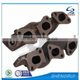 Heavy Transport Vehicle Exhaust Muffler,Exhaust Pipe