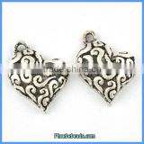 Wholesale Unique Trend Heart Shape Copper Pendant For Jewelry Making PB-P6209