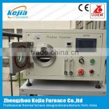 lab Plasma Cleaner for silion wafer laser devices polymer vacuum electronics, plasma chamber