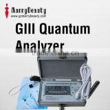 2016 Lastest version 45 reports quantum resonance magnetic resonance body analyzer                                                                         Quality Choice