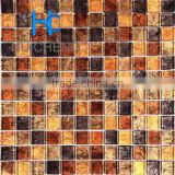 hot sale lobby building material glass special mosaic glass